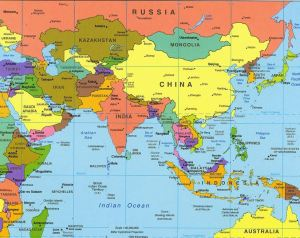 China Middle East