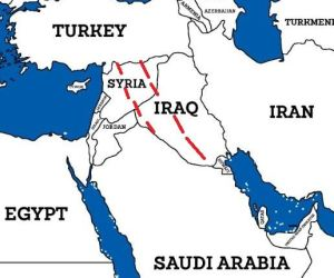 Qatar Turkey Pipeline Isis