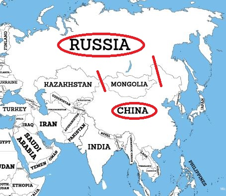 Usa Russia China In The Middle East Alliances Conflicts