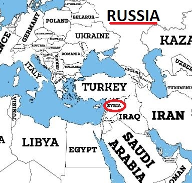 Usa russia china in the middle east alliances conflicts iran and iraq are two of the richest countries in the world in terms of oil and natural gas reserves and they are russias natural competitors gumiabroncs Gallery
