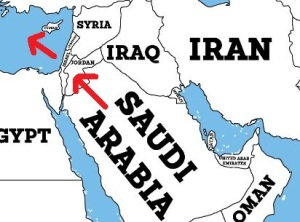 Saudi Arabia and Israel Alliance