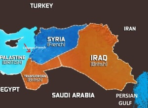 8 Sykes Picot Agreement
