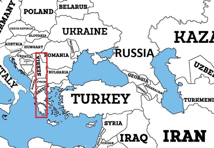 Russia Vs Turkey The Geopolitics Of The South And The