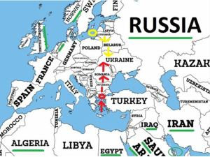 Importance of Russia and Turkey