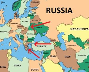 Russia Vs Turkey The Geopolitics Of The South And The Turk Stream