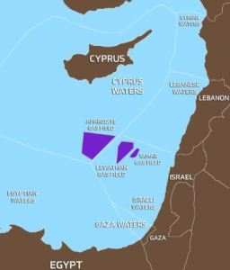 Natural Gas of Israel and Cyprus