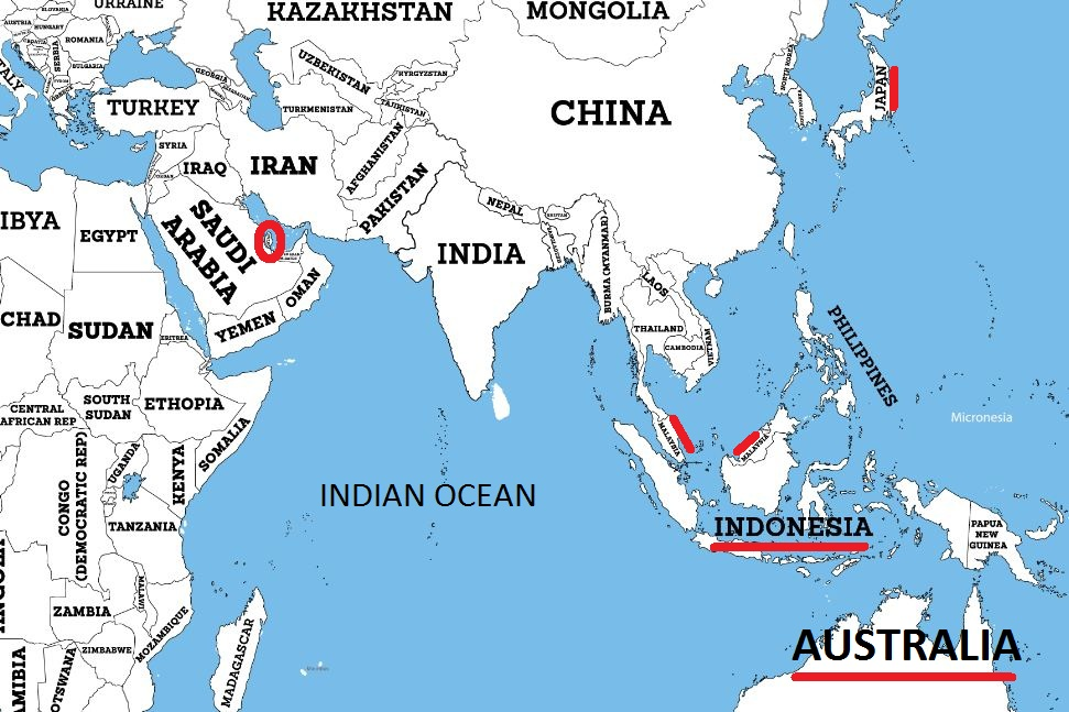 Largest lng exporters indonesia vs malaysia iakovos alhadeff map of indonesia malaysia gumiabroncs Choice Image