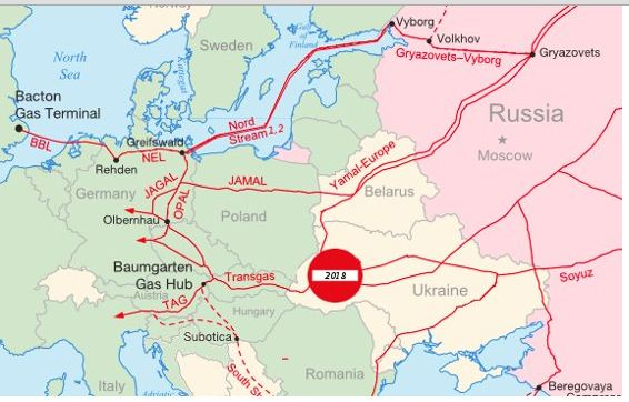 Map of Gazprom Pipelines.JPG