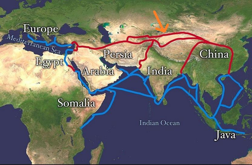 Map of Silk Roads.JPG