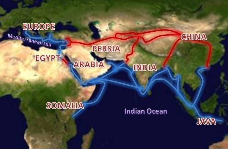 Map of the Silk Roads.JPG