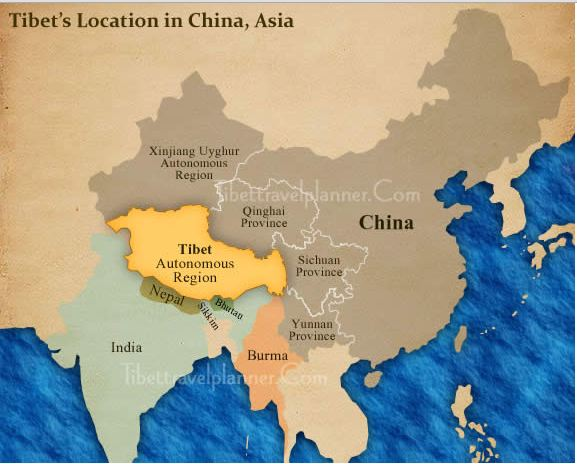Map of Tibet Xin Jiang Map.JPG