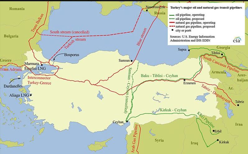 Map Turk Stream Pipeline