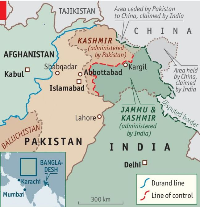 the dispute over the land of kashmir since indias partition in 1947 03032011  what issues were left unresolved at the time of india's partition in 1947,  over the princely state of kashmir  since partition has.