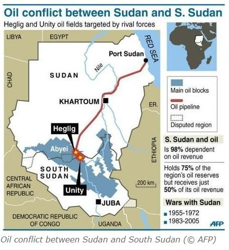 Map Sudan Oil Pipelines.JPG