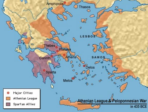 speeches and propaganda of the peloponnesian The peloponnesian war was fought in greece between sparta and itsallies (peloponnesian league) and athens and its empire sparta's temporary ascendancy after leading the peloponnesian victory was ended by the ascendancy of thebes, and persia had to impose the king's peace to stop the.