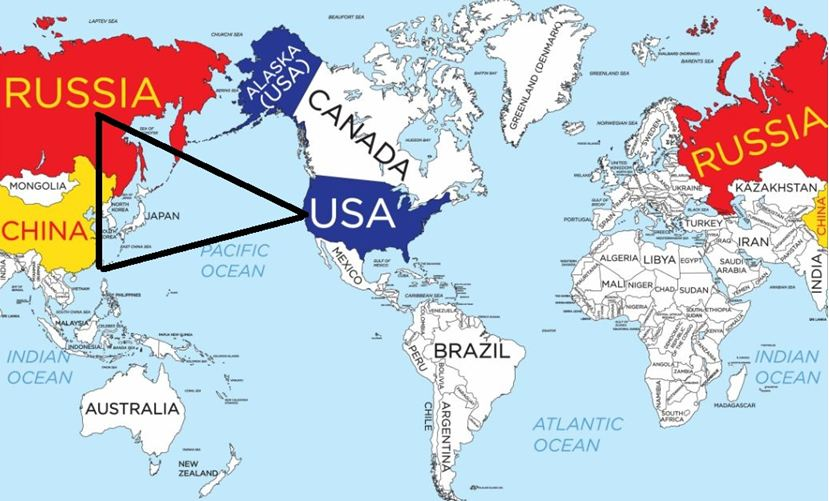 1 The USA Russia China Triangle