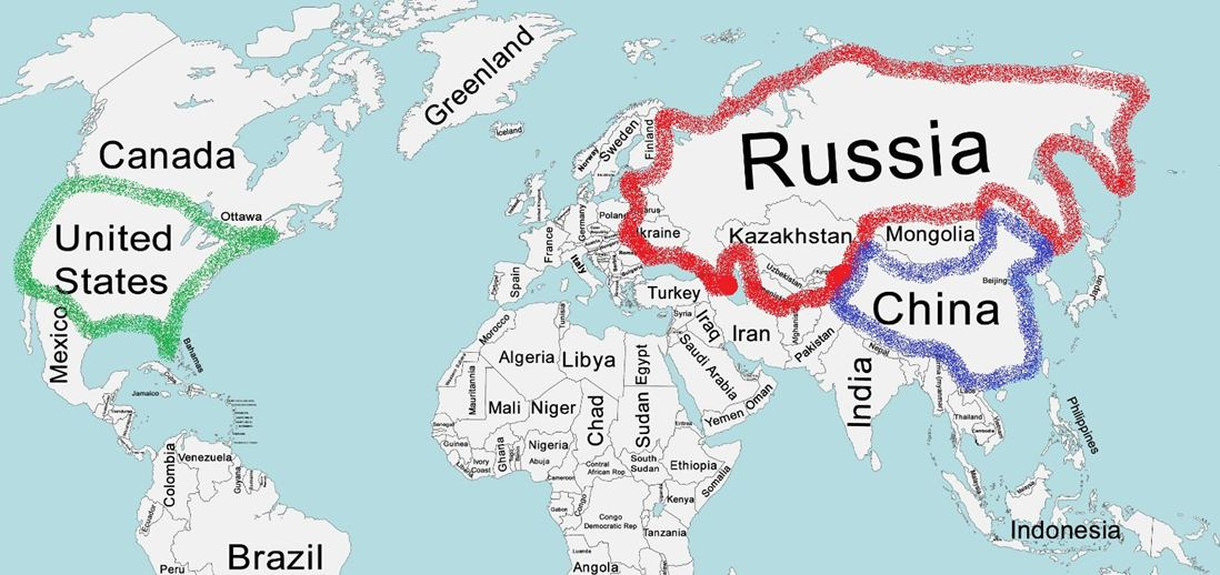The USA Russia China Triangle and the Fall of the Soviet Union